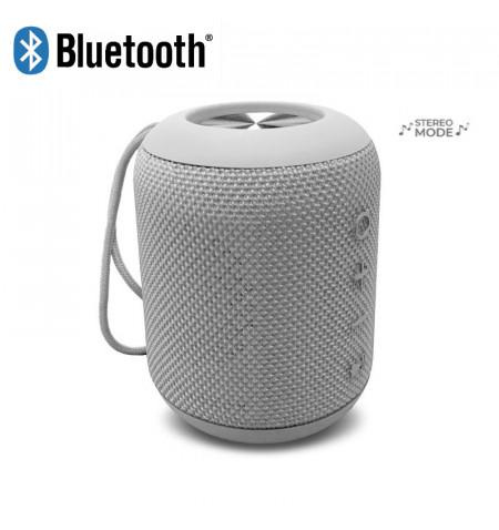 PURO External Tube 2 Speaker - Bezprzewodowy głośnik Bluetooth, wodoodporność IPX5 (szary)