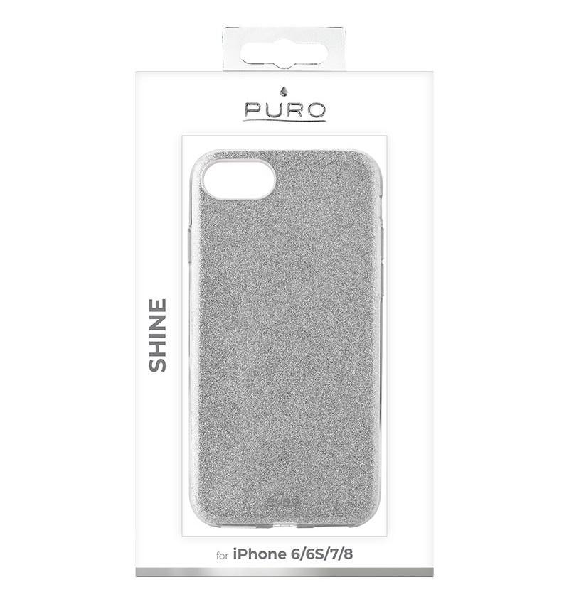 iPhone 6 / 6S Puro Glitter Shine Case