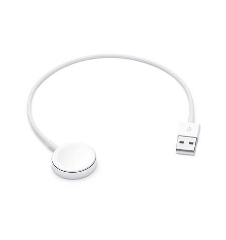 Apple Przewód do ładowania Apple Watch podłączany magnetycznie (0,3 m)