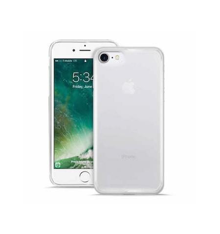 PURO Plasma Cover - Etui do iPhone 8 / 7/ 6 (przezroczysty)
