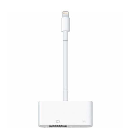 Apple Lightning to VGA Adapter - przejściowka ze złącza Lightning na VGA