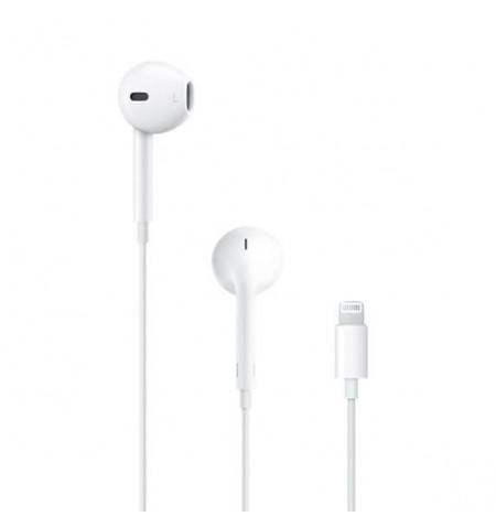 Apple EarPods ze złączem Lightning - Słuchawki do iPoda/iPhone'a oraz iPada z mikrofonem i kontrolą
