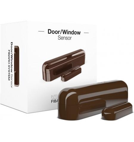 Fibaro Door / Window Sensor 2 - Czujnik zbliżeniowy z funkcją pomiaru temperatury (różne kolory) Home Kit