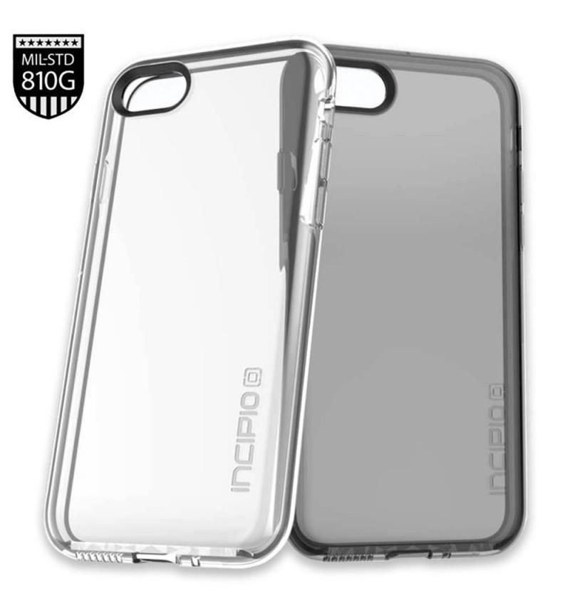 classic fit f278a a15e6 Incipio Haven Pure - Etui iPhone 7 (ciemny przezroczysty)
