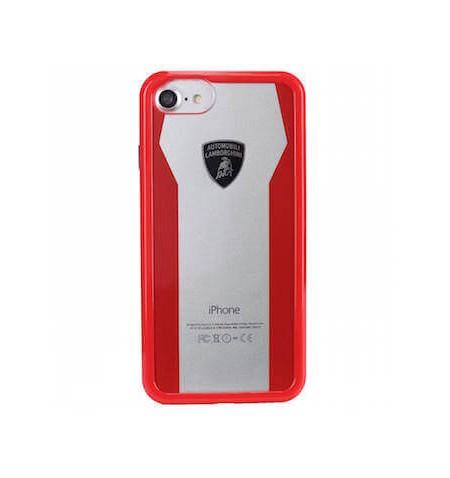 LAMBORGHINI HURACAN D8 Etui do iPhone 8 / 7 (czerwone)