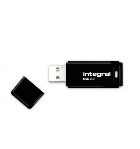 Integral Black USB 3.0 Flash Drive - Pendrive USB 3.0 128 GB