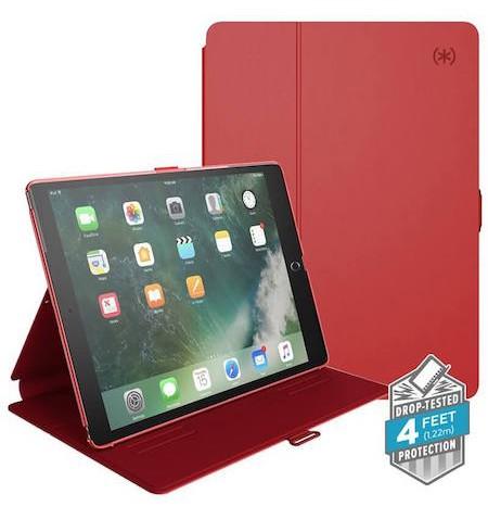 Speck Balance Folio - Etui do iPad Pro 10,5 / iPad Air 10,5 (czerwone)