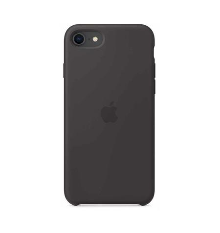 Apple Silicone Case - Silikonowe Etui do iPhone SE 2.gen. / 7/ 8 (czarny)