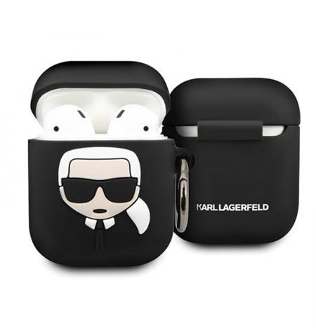 Karl Lagerfeld - Etui Apple Airpods (black)