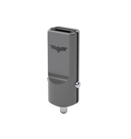 TRIBE DC Movie ładowarka samochodowa 1 x USB 1A (Batman)