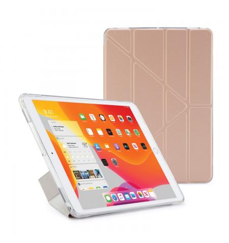 Pipetto Origami Case TPU - Etui do iPad 10,2 (różowe)