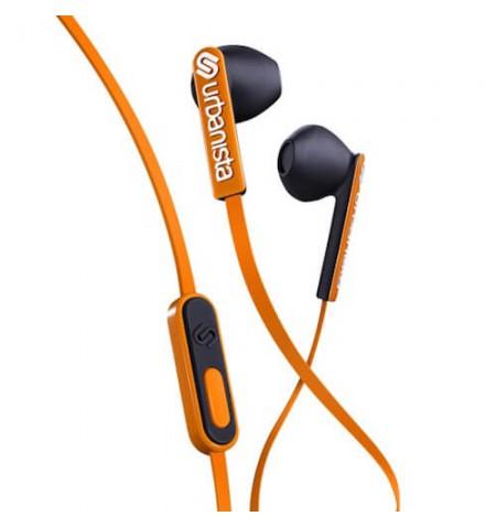 Urbanista San Francisco - Słuchawki przewodowe douszne (pomarańczowe)