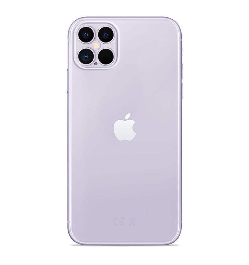 PURO 0.3 Nude - Etui iPhone Xs / X (przezroczysty