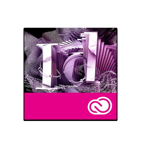 Adobe InDesign CC WIN/MAC English
