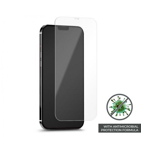 PURO Anti-Bacterial Szkło ochronne hartowane z ochroną antybakteryjną na ekran iPhone 12 Mini