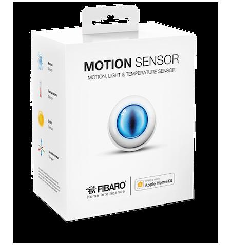 Fibaro Motion Sensor - czujnik ruchu, światła i temperatury HomeKit