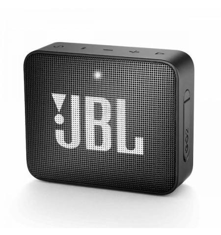 - JBL GO 2 - przenośny głośnik Bluetooth (Czarny)