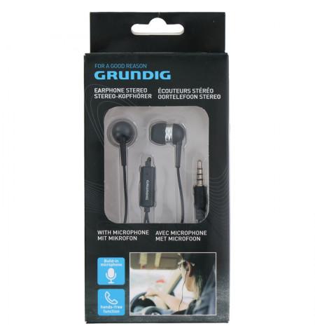 Grundig - Słuchawki douszne przewodowe