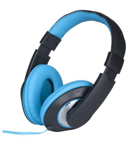 Grundig - Słuchawki nauszne (niebieski)