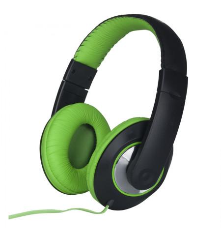 Grundig - Słuchawki nauszne (zielony)