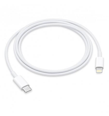 Apple Przewód ze złącza USB-C na Lightning (1m)