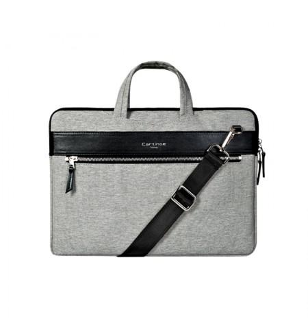 Cartinoe London Style - Torba na laptopa MacBook 13'' (szara)