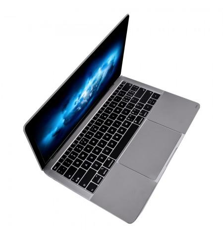 JCPAL MacGuard Folia ochronna dla MacBooka Air 13'' 2018 (space gray)