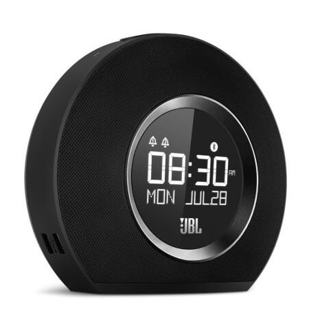 JBL Horizon Radiobudzik Bluetooth z ładowarką USB i lampką (czarny)